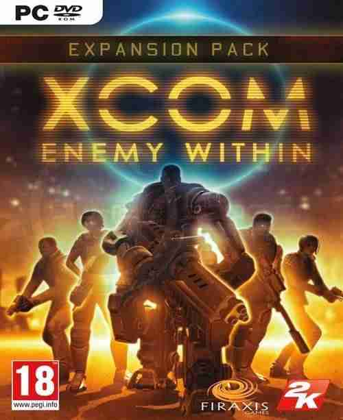Descargar XCOM Enemy Within [MULTI9][RELOADED] por Torrent